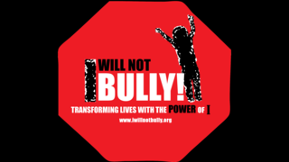 12 Who Care: I Will Not Bully, Inc.