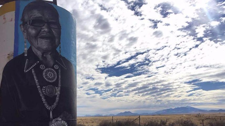 12news.com | Doctor behind giant Navajo Nation murals