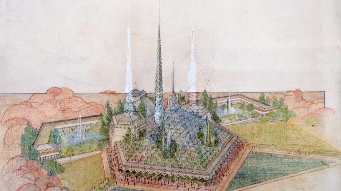 12news.com | Frank Lloyd Wright's vision for the Arizona ...