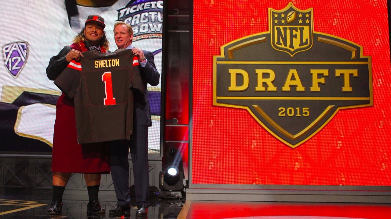 Terry Pluto Likes The Browns' Draft Day Moves