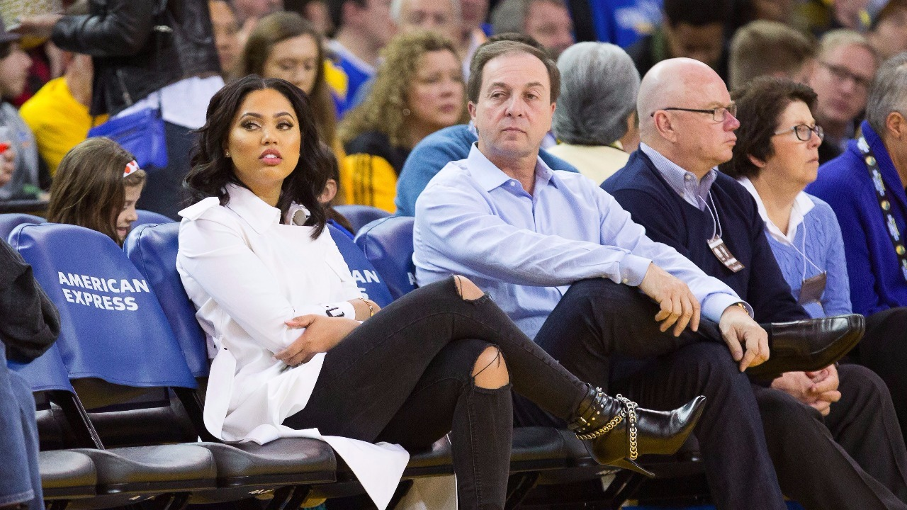 12news.com | Steph Curry's wife says NBA Finals are rigged