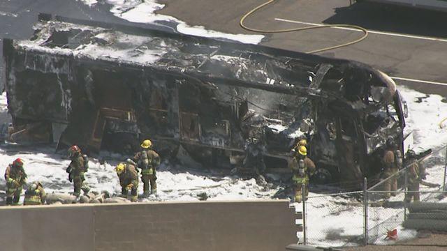 Crews Battle Fire Involving Propane Tanks At La Mesa Rv