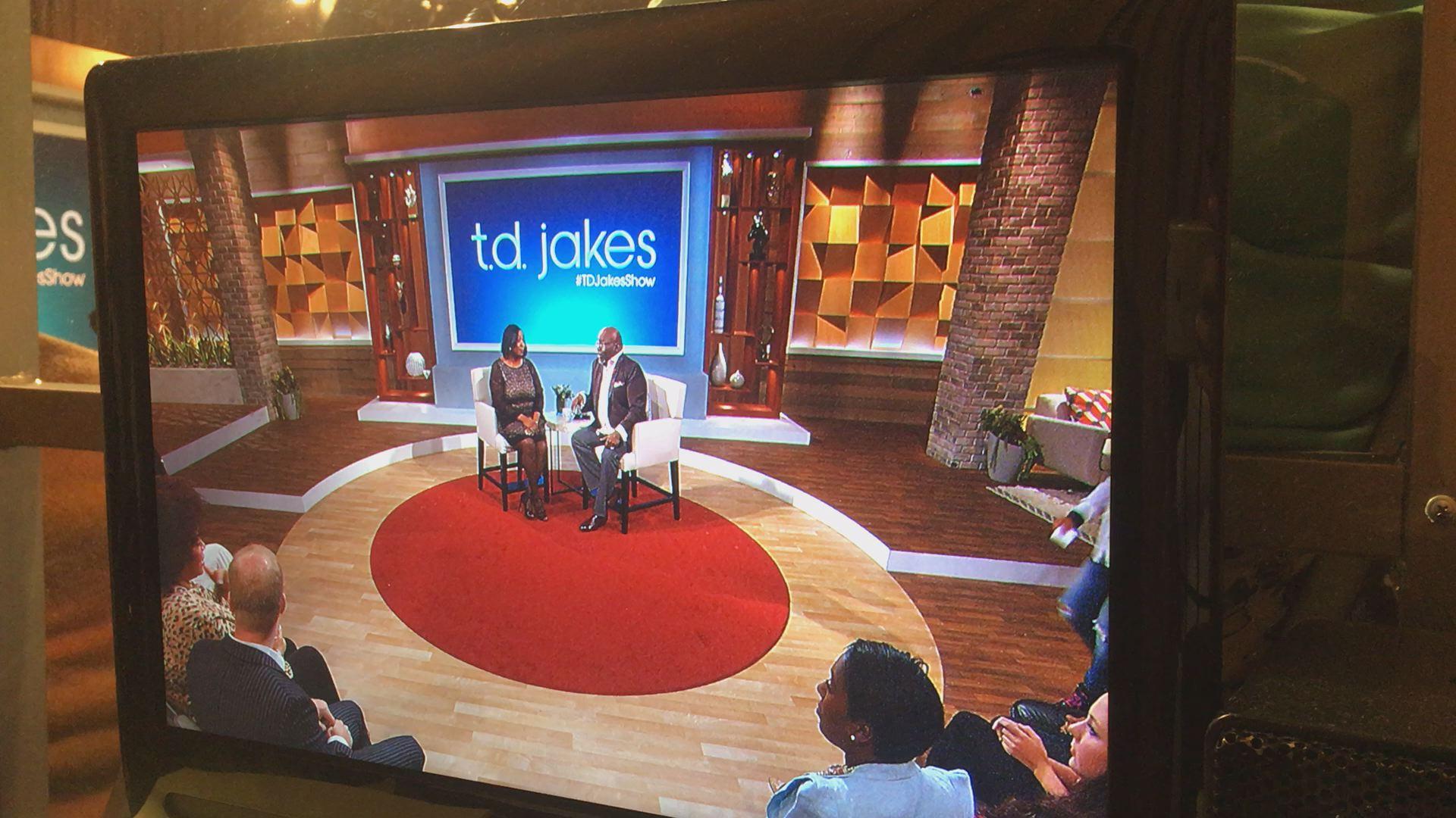 TD Jakes Speaks to Men TD Jakes 9780764212871