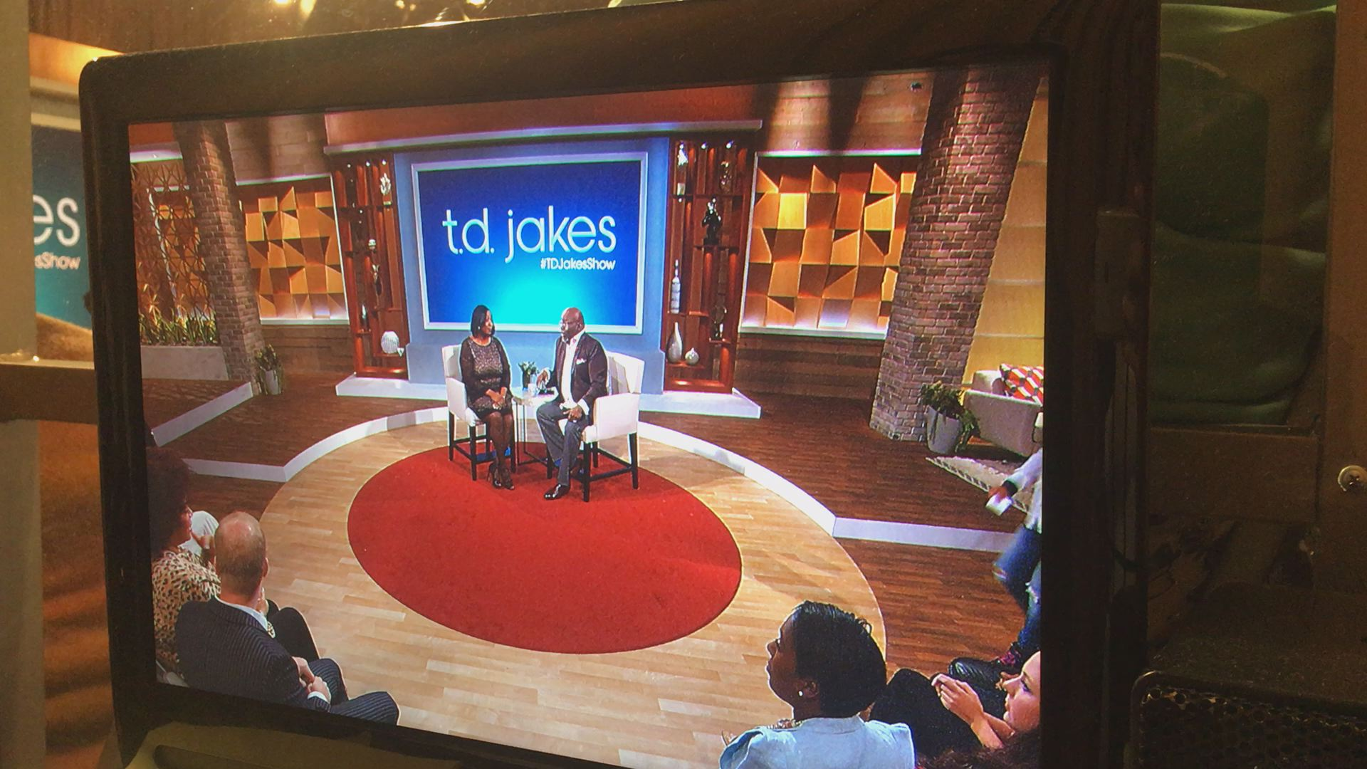 TD Jakes Americas New Preacher Shayne Lee