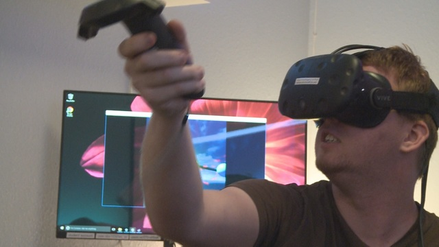 virtual reality program in development to help chemists at