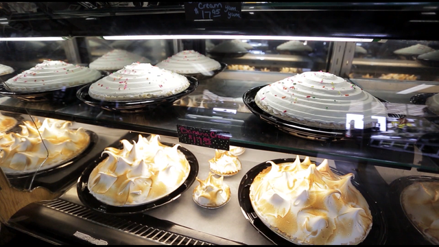 Rock Springs Cafe Pie Recipes