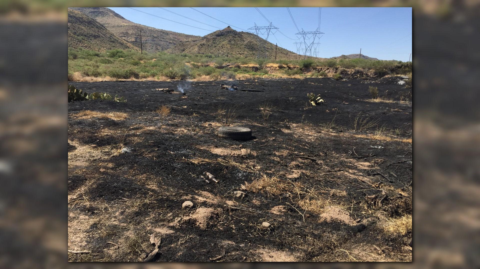 12news.com | 'Suspicious' Black Canyon City fire under ...