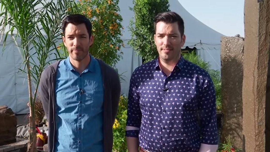 Meet The Stars Of Hgtv 39 S 39 Property Brothers 39 At The Maricopa County Home And Garden
